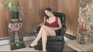 Blended beauty wanking with vibrator
