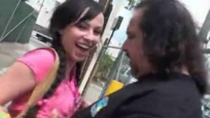 Ron Jeremy is fucking everybody, every time he gets a good kink on his workers, at work