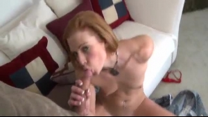 Riley La Croix is getting banged in front of the camera, while using the fucking machine